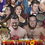 LIVE EVENTS: Full Impact Pro- Heatstroke: There are No Friends Here