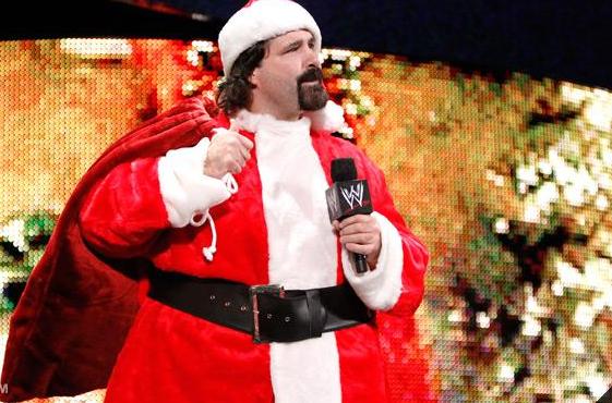 6-mick-foley-santa-athletes-dressed-as-santa