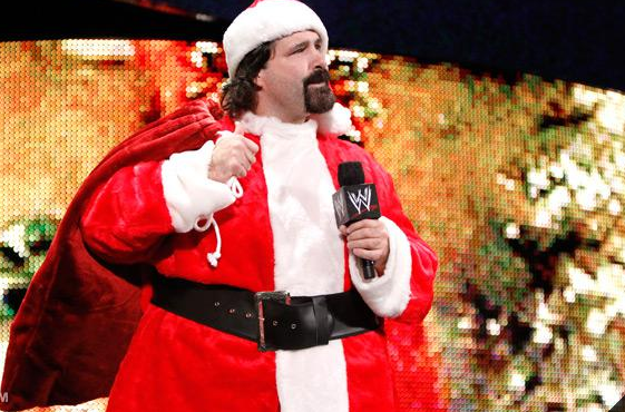 6-mick-foley-santa-athletes-dressed-as-santa