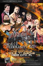 LIVE EVENTS: Full Impact Pro – Everything Burns 2016
