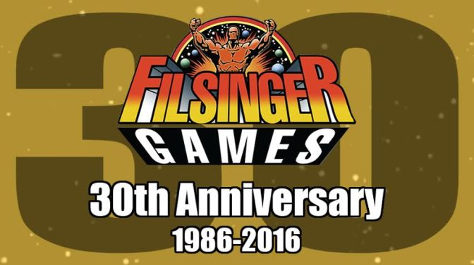 filsinger games 30th promo